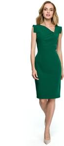 Sukienka Merg bez rękawów