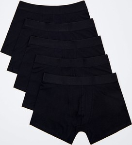 Czarne majtki Sinsay