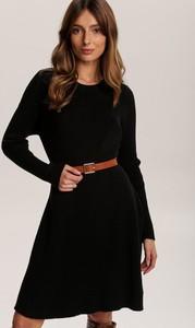 Sukienka Renee z długim rękawem w stylu casual mini