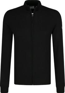 Sweter EA7 Emporio Armani z wełny