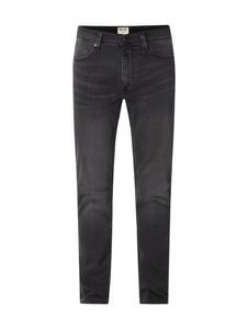 Czarne jeansy Mustang z bawełny w stylu casual