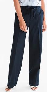 783a0f67a3 białe spodnie lniane - stylowo i modnie z Allani