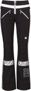 Czarne spodnie sportowe Sportalm