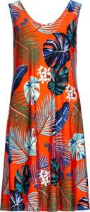 Sukienka Evening Dresses oversize bez rękawów