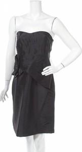 Czarna sukienka Vila mini