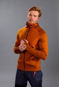 Pomarańczowa bluza Mountain Warehouse