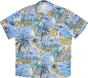Niebieska koszula dziecięca Il Gufo