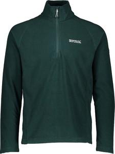 Zielona bluza Regatta z plaru