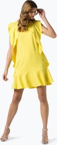 Żółta sukienka Ipuri