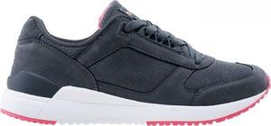 Buty sportowe Hi-Tec z płaską podeszwą sznurowane