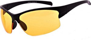 Stylion Rozjaśniające okulary do Jazdy Nocą dla kierowców Sportowe MQ140