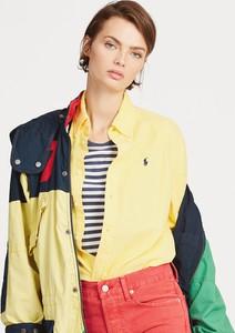 Żółta koszula Ralph Lauren w stylu casual z długim rękawem