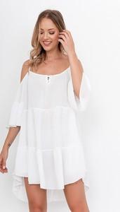 Sukienka ZOiO.pl w stylu casual hiszpanka mini
