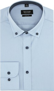 Błękitna koszula recman