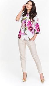 b5b038a4a5 bluzki koszulowe w kwiaty - stylowo i modnie z Allani