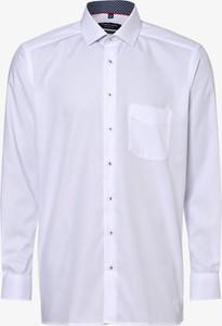 Koszula Andrew James z klasycznym kołnierzykiem z bawełny