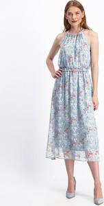 Sukienka Lavard z tkaniny midi