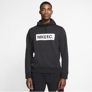 Czarna bluza Nike z dzianiny