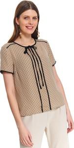 Bluzka Top Secret w stylu casual z krótkim rękawem