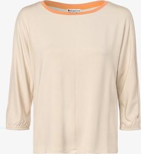 Bluzka STREET ONE w stylu casual z okrągłym dekoltem z długim rękawem
