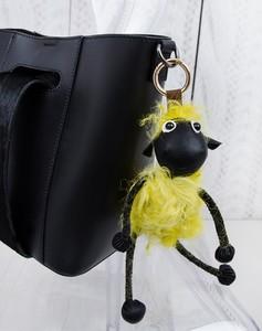 madamrock.pl Zawieszka Sheep Yellow