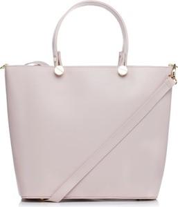 Różowa torebka Stylove w stylu casual do ręki