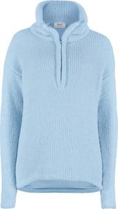 Niebieski sweter bonprix bpc bonprix collection