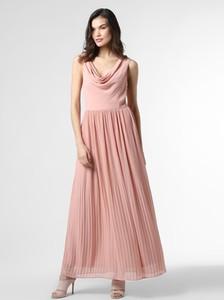 Sukienka Vila na ramiączkach z dekoltem w kształcie litery v maxi