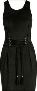 Czarna sukienka Patrizia Pepe mini