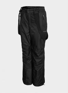 Czarne spodnie sportowe Outhorn