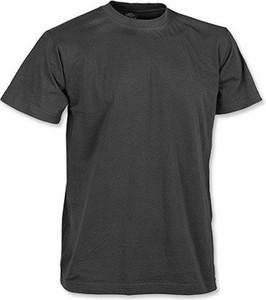 Czarny t-shirt HELIKON-TEX w stylu casual