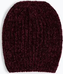 Fioletowa czapka Only