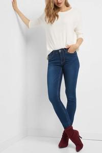 Jeansy ORSAY z jeansu w street stylu