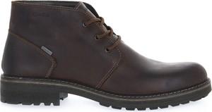 Buty zimowe Igi & Co w stylu casual sznurowane