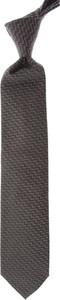 Brązowy krawat Tom Ford