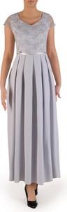 Sukienka POLSKA z tkaniny