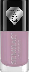 C710 Lakier do paznokci z odżywką Semilac Color&Care 7ml
