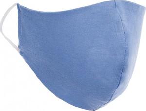 MOE Maseczka odzieżowa 3 niebieska