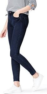Czarne jeansy Find