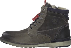 203db3a4c3d0 buty skórzane za kostkę - stylowo i modnie z Allani
