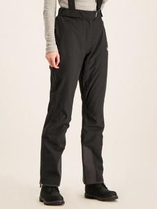 Czarne spodnie sportowe Jack Wolfskin