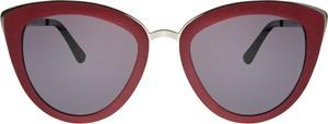 Czerwone okulary damskie Woodys Barcelona