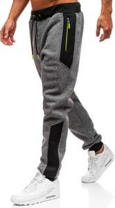 Spodnie sportowe Denley w street stylu z bawełny