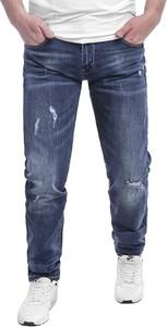 Jeansy Risardi w stylu casual z jeansu