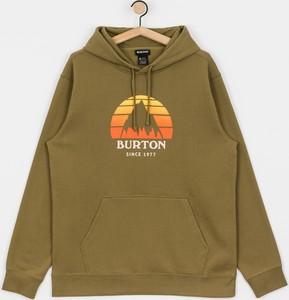 Brązowa bluza Burton