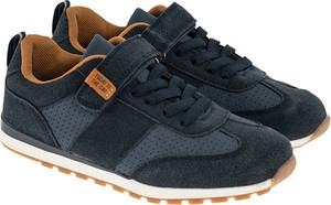Granatowe buty sportowe dziecięce Cool Club dla chłopców