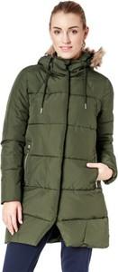 Zielona kurtka Feewear długa