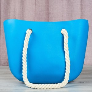 Niebieska torebka Royalfashion.pl