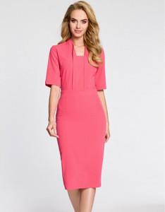 Sukienka MOE midi ołówkowa