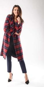 Płaszcz Nommo w stylu casual z kaszmiru